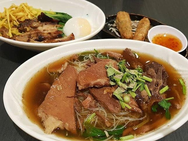 Humble cheap Thai food!