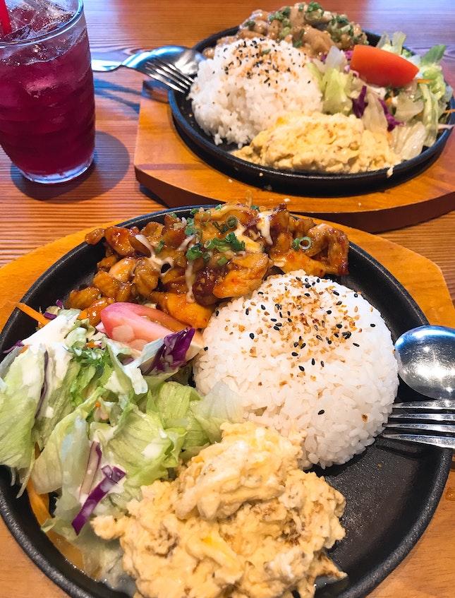 ChirChir Lunch Chicken Set