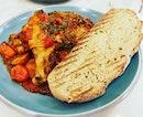 Baked Chicken Stew 👍🏻👍🏻👍🏻👍🏻 $18 .