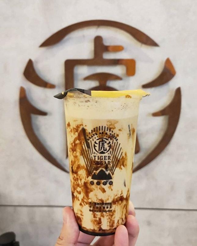 Brown Sugar Milk 👍🏻👍🏻👍🏻👍🏻 $5.3 .