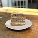 Earl Grey Lemon Cake