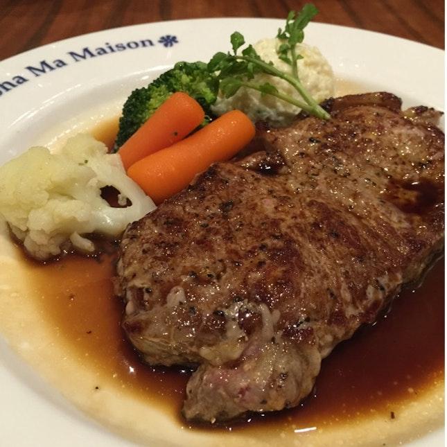 Steak Set Dinner
