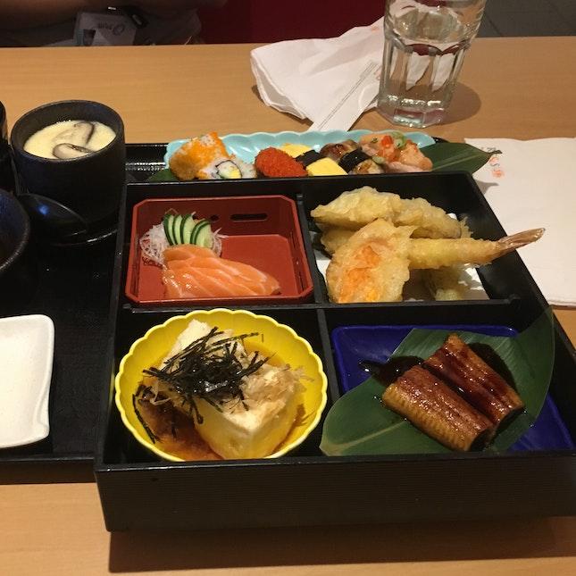 Japanese Set Meals