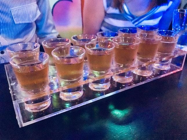 Sour Plum Cocktails