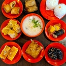 Porridge And Char Siew Pau Warms My ❤