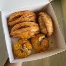 Char Siew Sou, Curry Puffs