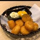 AMAZING Potato Balls?? (we forgot the name)