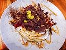 Pancakes at Yellow Brick Road ££