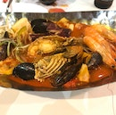 Spicy Seafood Soup ($26.9++)