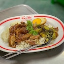 Move over Wonton Mee, time to give this  Braised Pork Rice dish more credit.