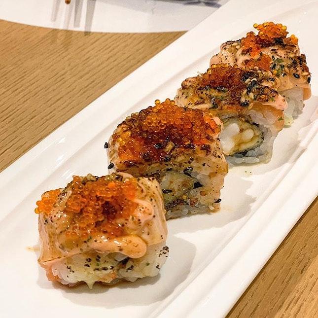 Makimono sushi ($30++) Perfect little bite sized gems!
