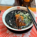 Tasty BLACK KING ramen from Ramen Nagi