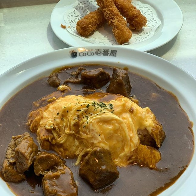 Still one of my favorite Japanese curry place!