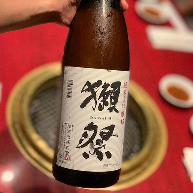 Favorite sake!