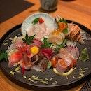 Hello sashimi!