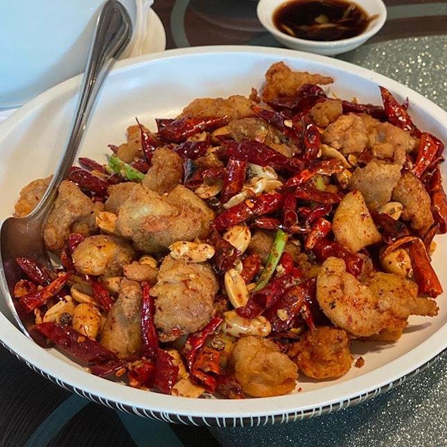 Fancy Szechuan cuisine?
