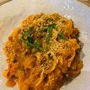 Crab Meat Pasta