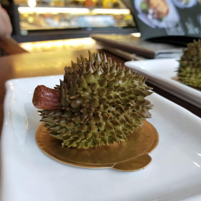 Mini Durian Cake