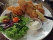 Standard Fare Fish And Chips