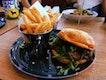 Frenchie Duck Confit Burger
