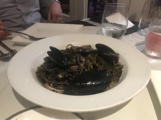 The Black Pasta