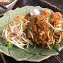 Below Average Pad Thai