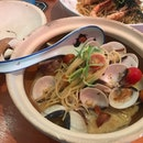 Huatiao Wine Seafood Vongole