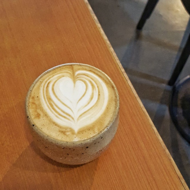 My new favorite Dirty Chai!