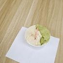 ice cream/bugis