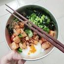 poké bowl/Tanjong Pagar