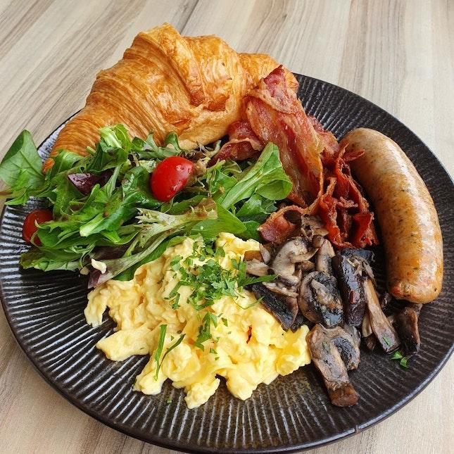 Breakfast Set ($23)