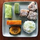 IDEA: a sweet SG treat for visitors #peranakankhek #peranakanfood #kuehsalat #block80 #burpple