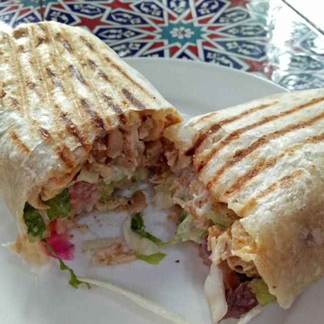 Chicken Shawarma ($10)