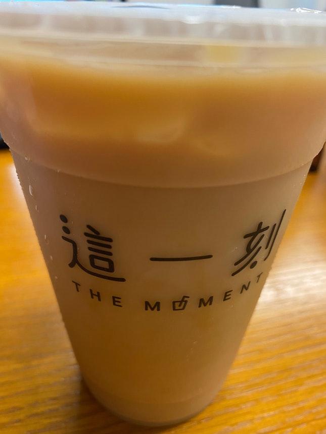 Winter Melon Fresh Milk Tea