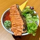 Salmon Mentai Ikura Don ($23.80)
