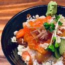 Sashimi Rice Bowl ($20)