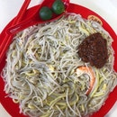 Super shiok Hokkien Mee ($4/$6/$8)at Bukit Batok Street 11.