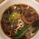 Beef Noodles ($16)
