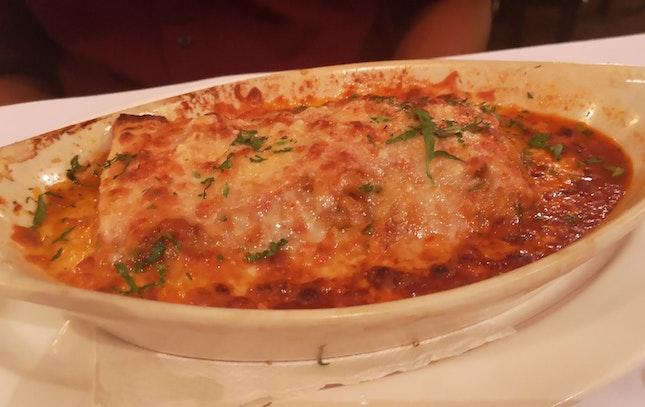 Lasagna ($27.50)