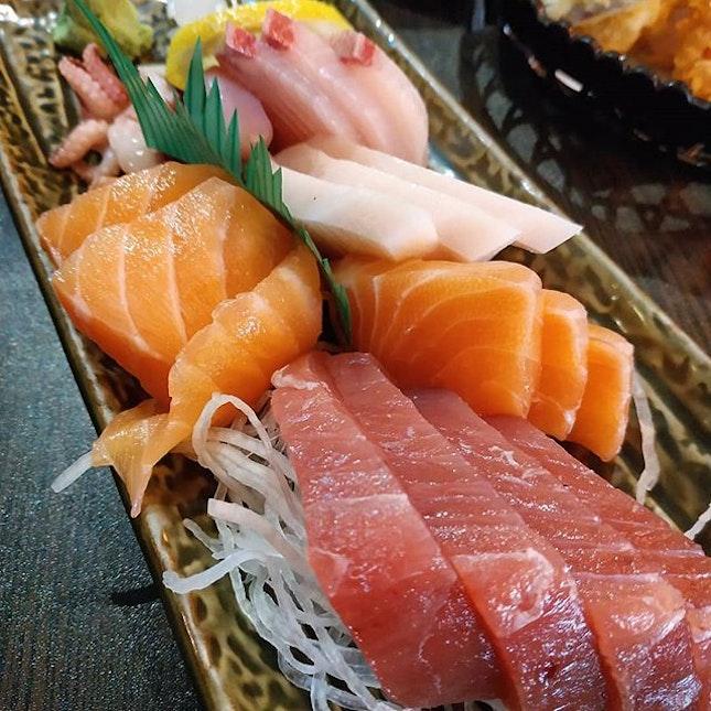 How for-tuna-te for salmon like me...