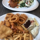 Seafood Platter And Peri Peri Chicken