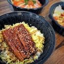📌En Sushi ・ 1 for 1 Donburi ・ Unagi Don $29.9 ($14.95/杯) Salmon Ikura Don $29.8 ($14.9/杯) Bara Chirashi $26.9 ($13.45/杯) ・ 超お得!!丼物が全て1 for 1!! デリバリーはミニマム$60でisland-wideに対応しています。 デリバリーfeeはもしかしたら場所によるのかもしれませんが、お店から近くはない我が家でも$5.9でした。  今がチャン〜ス!! おうちで美味しい丼をお得に食べよう!  #ensushi @ensushisg #ensushisg #islandwidedelivery #sgpromo  #おうち時間を楽しむ #飲食店を応援しよう  #stayhome #サーモンいくら丼 #うなぎ丼 #ばらちらし丼  #シンガポールグルメ#シンガポール生活 #シンガポール #シンガポール在住 #シンガポールおすすめ #シンガポール暮らし#シンガポール情報  #싱가포르생활 #สิงคโปร์ #singaporeinsiders #singaporelife #singaporediaries #sgfood #sgeats #sgfoodies #sgfoodstagram #exploresingaporeeats #sgfoodtrend #sgfoodporn #burpple