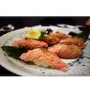 Melt in the mouth Toro Sushi 👍😱😱😱 @ Matsuya Bangsar