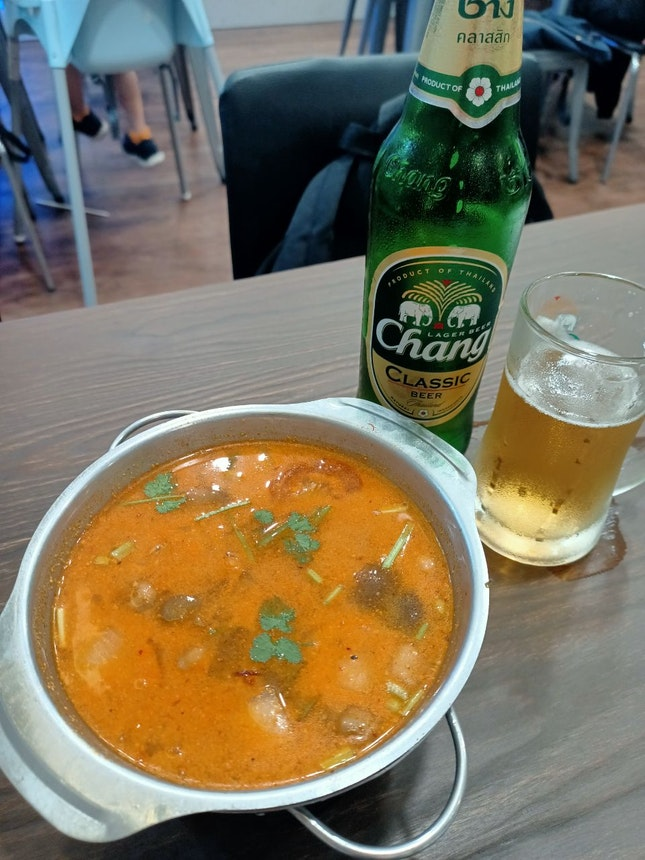 Terribly Delicious Tom Yum