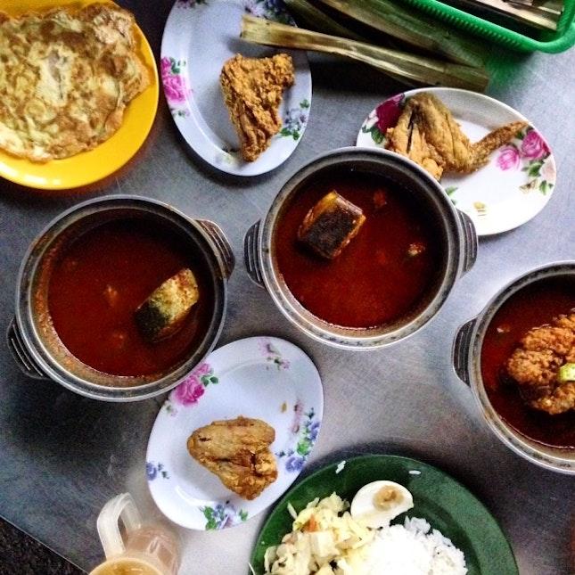 Malacca Asam Pedas Claypot