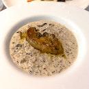 Foie Gras Risotto ($34)