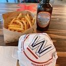 Pretty Decent Burger Place