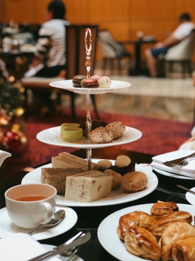 High Tea/Desserts
