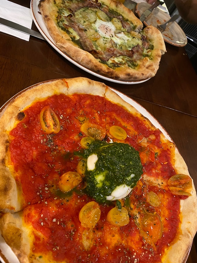 Delicious Pizzas!