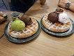 Doublescoop Waffles ($12.50)